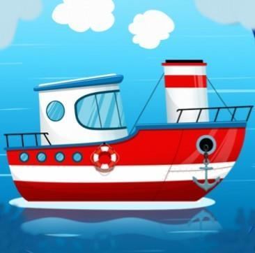 Сказка про кораблик