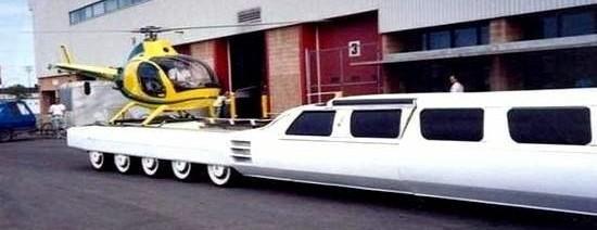 Самый длинный автомобиль