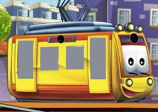 Сказка про трамвайчик