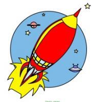 Сказка про ракету