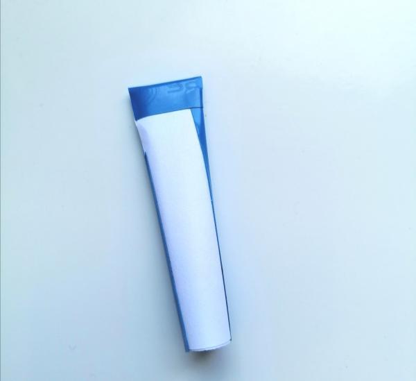 Делаем ракету из бумаги