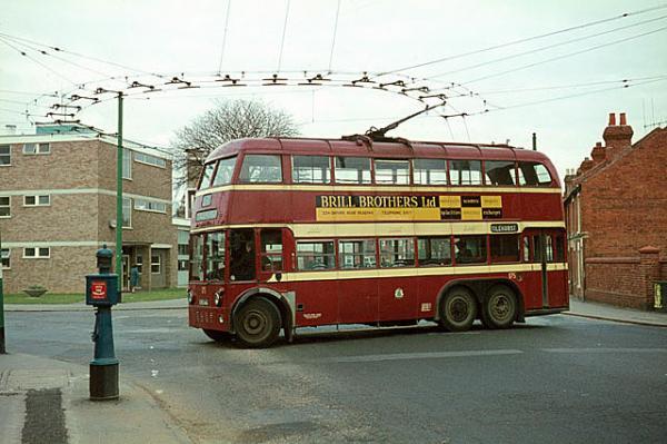История создания троллейбусов
