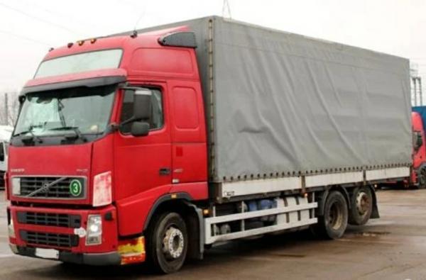 Про грузовики для детей