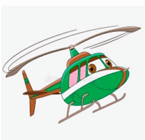 Сказка поо вертолет