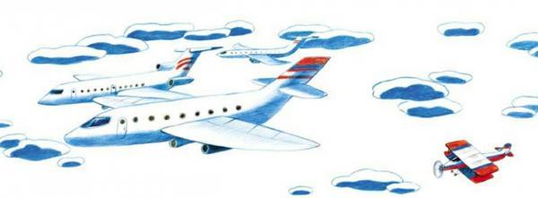 Сказка про самолеты