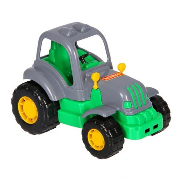 Сказка про маленький трактор