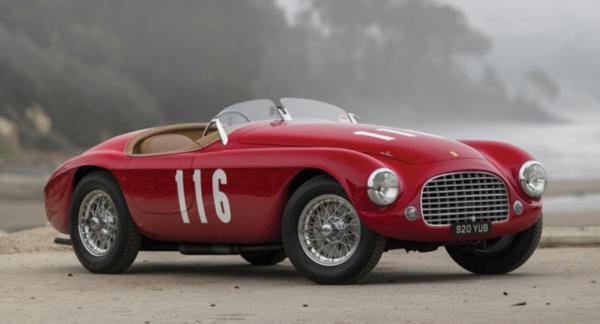 Первые спортивные автомобили