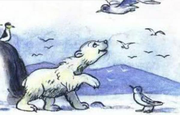 Сказка про медвежонка Умку
