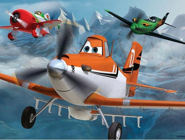 Сказка про самолетики