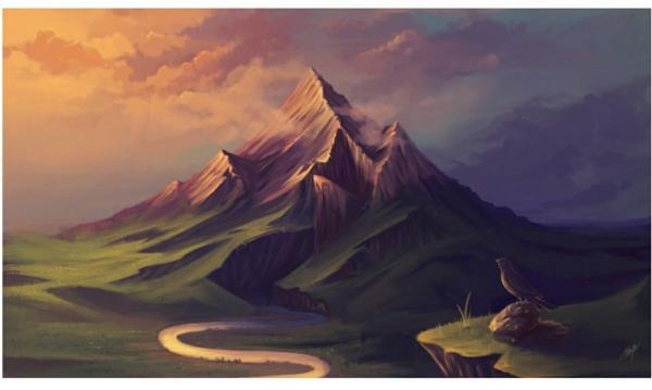 Гора субре