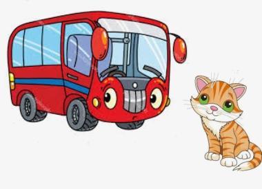 Сказка про автобус