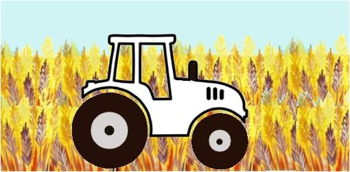 Сказка про трактор