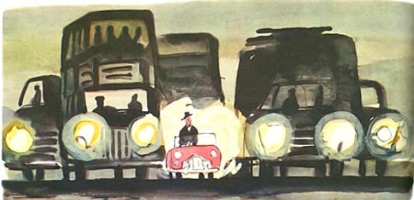 Сказка про автомобиль