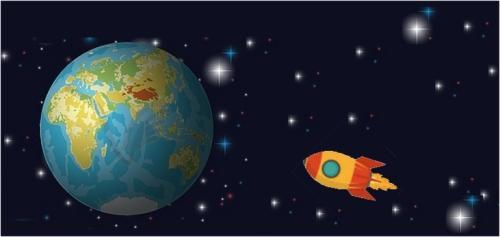 сказка про ракету для детей