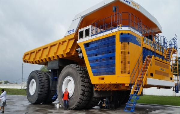 Самый большой в мире автомобиль