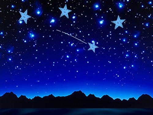 Сказка про звездочку
