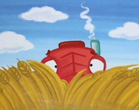 Сказка про трактор, Иордан Кафалиди