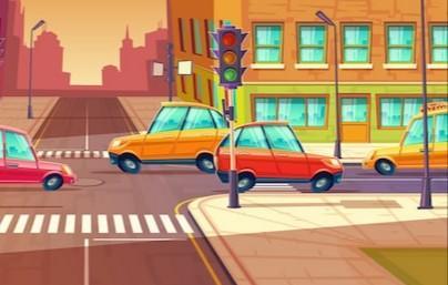 Сказка про светофор